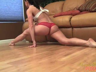 Kendra lust muscle מזיין