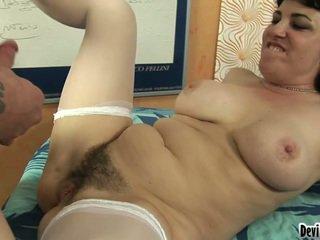seks tegar, tetek besar, pussy berbulu