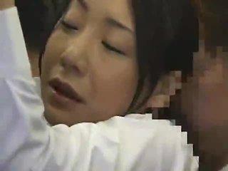 Schoolgirl groped in Train 2