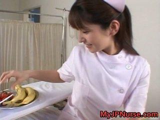 Ann nanba precioso asiática nena licks