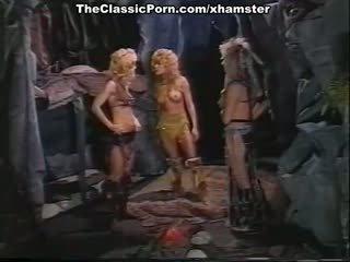 Barbara dare, nina hartley, erica boyer em clássico porno clipe