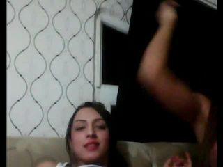 Turecké tgirls hrať s každý ďalšie na semeno