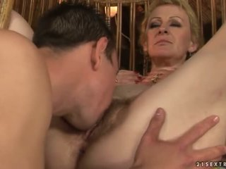 vecs, gilf, ass licking