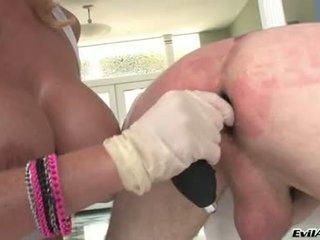 Sophie dee drill the дупа з lewd guy по її фалоімітатор