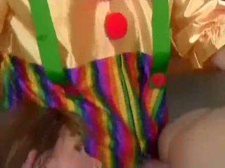 Julia ashton analized door clowns