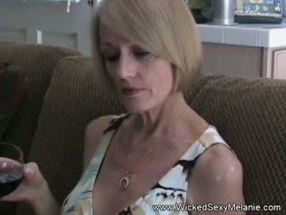 Krok mama sucks od jej syn