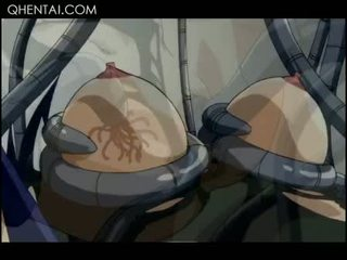 Hentai Busty Sex Prisoner Wrapped And Fucked By Large