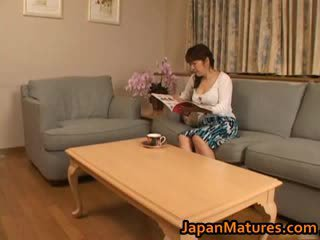 Eri nakata japonsko mama