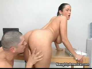 you brunette, anal real, bigboobs