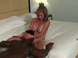 Husband Watches BBC Creampie MILF, Free Porn ce