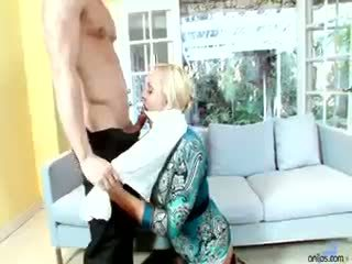 ideal big boobs hq, gran maduro nuevo, comprobar rubia