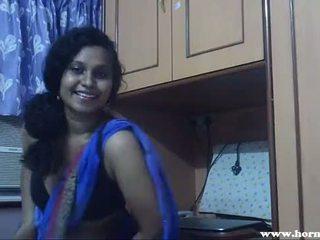 Kåt lily i blue sari indisk babe sex video - pornhub.com