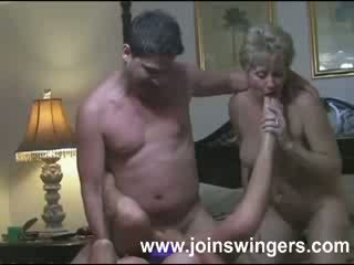 Mature group swingers intimacies