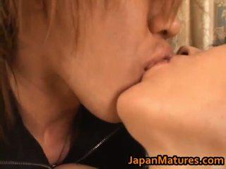 Japanilainen äiti porno putki
