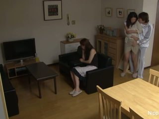 ruskeaverikkö, japanilainen, emättimen seksiä