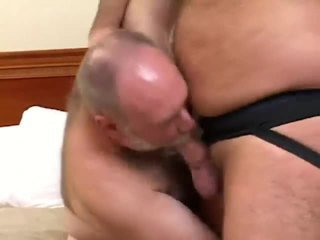 Mature Fat Guy Gets His Hard Penis Sucked Unfathomable