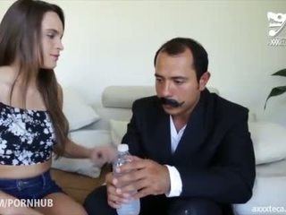 Porno mexicano, gammel inventor evert geinstein fucks hot ginger tenåring!