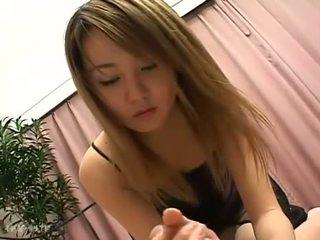 orálny sex, japonec, cum shot