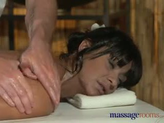 Massage Rooms Filthy Cock Hungry Milf Gets the Hard Fucking She Craved Video