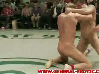 Brutally hot gay team match. http://www.general-erotic.com/nc