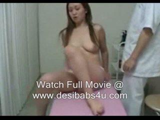 Japanska flicka kropp massagen @ wwwdesibabs4uco