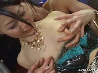 japanese, blowjob, fucked hard by big cook