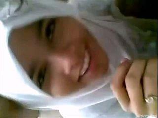 漂亮 印度尼西亞 女孩 gives 口交
