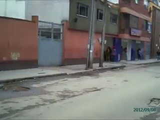 Straat prostitutes van bogota, morboking,pt2