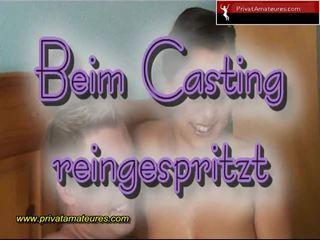 Casting Creampie