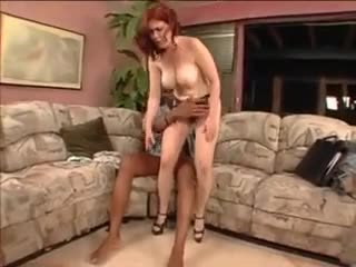 Hairy Mature Interracial With Butt Sex!
