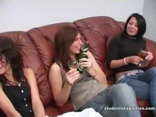 Estudante sexo parties presentes coleção de sexo festa clips