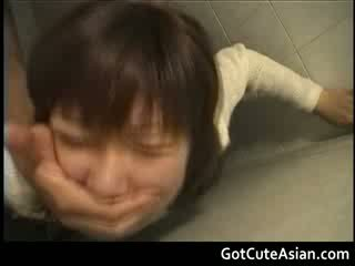 Julkinen suihku japanilainen naida