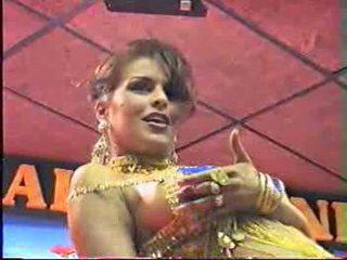 Arab sexy bụng dance getting khỏa thân video
