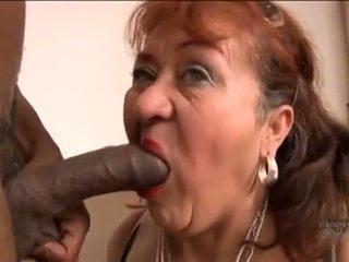 Picked nach oben alt spanisch großmutter für screwing pleasures