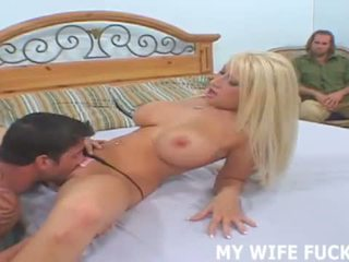 Your wife stars in her first professional porn <span class=duration>- 12 min</span>
