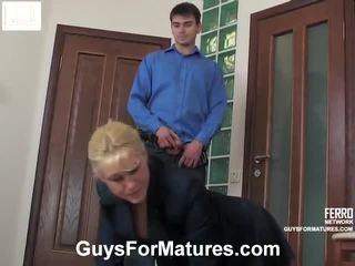 Shocking porno video featuring luštne benjamin, bridget, connor brought s guys za dozorevanja