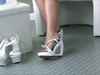 babes, foot fetish, close ups