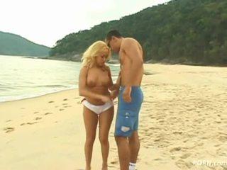 пляж, секс