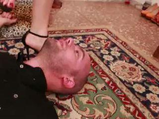 Unp033-lethal trick- headscissor sự thống trị nô lệ man- preview 01