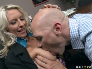 blowjobs, office, stockings