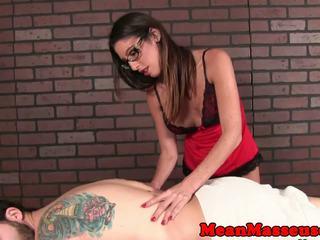 Dom spex masseuse withholding subs orgasmia: vapaa hd porno 4c