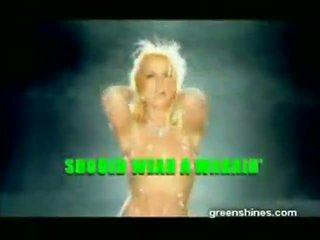 Britney spears גנוב toxic וידאו