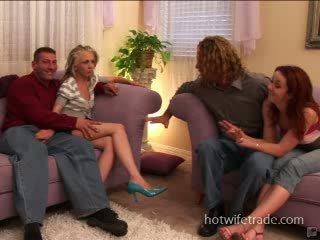 Svingeris žmonos spermmed apie