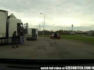 Tjeckiska momen jag skulle vilja knulla prostituterad körd i bil
