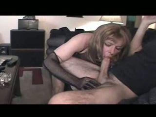 orálny sex, crossdresser, spodné prádlo