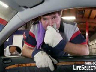 Doen u gaan gek voor fancy cars? being een auto mechanic kon
