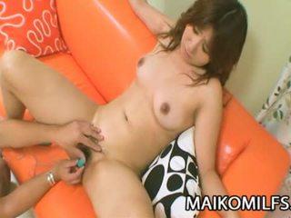 Hitomi fujiwara excitat japonez mama inpulit