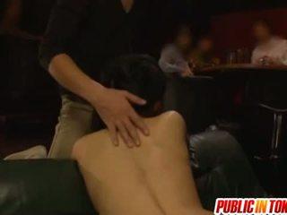 group sex, blowjob, szamár