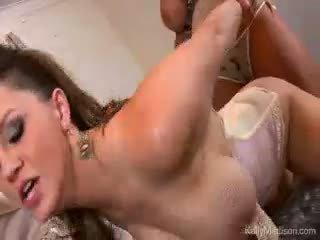 큰 titty lovers 젖은 꿈 정액 참된 와 kelly madison
