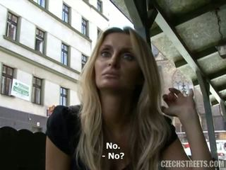 CZECH STREETS - LUCKA BLOWJOB Video